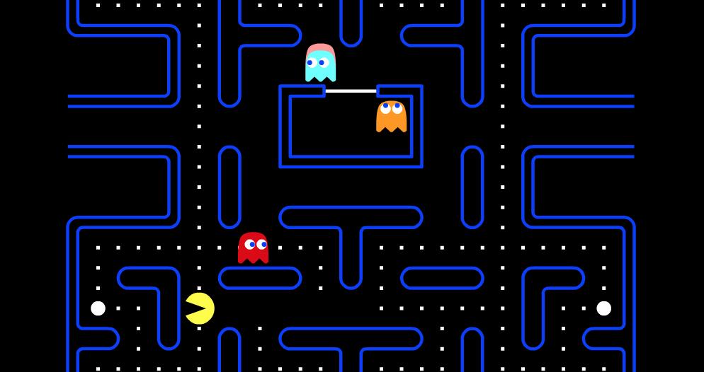 Pacman spil